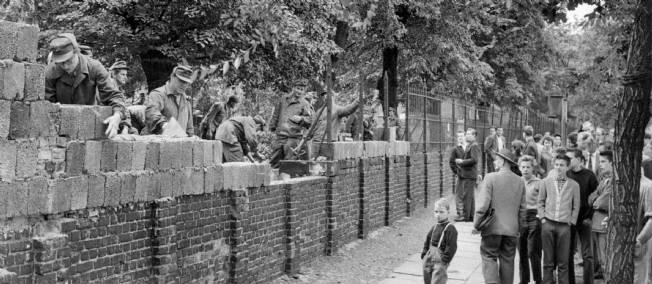 mur de la honte, berlin